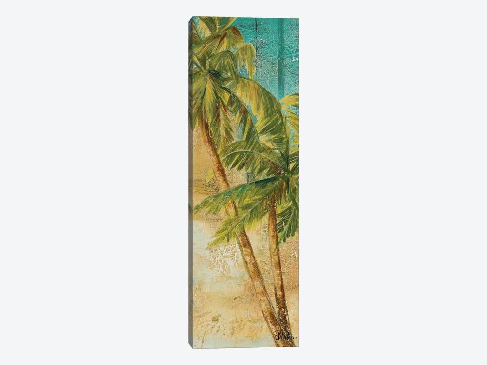 Beach Palm Panel I by Patricia Pinto 1-piece Canvas Artwork