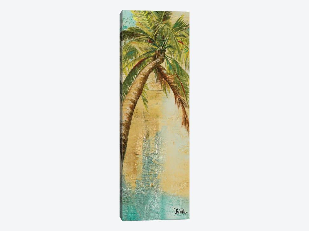 Beach Palm Panel II by Patricia Pinto 1-piece Canvas Print