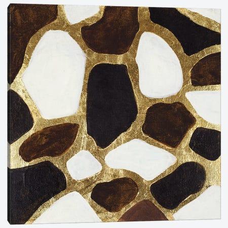 Giraffe Skin Canvas Print #PPI452} by Patricia Pinto Canvas Print