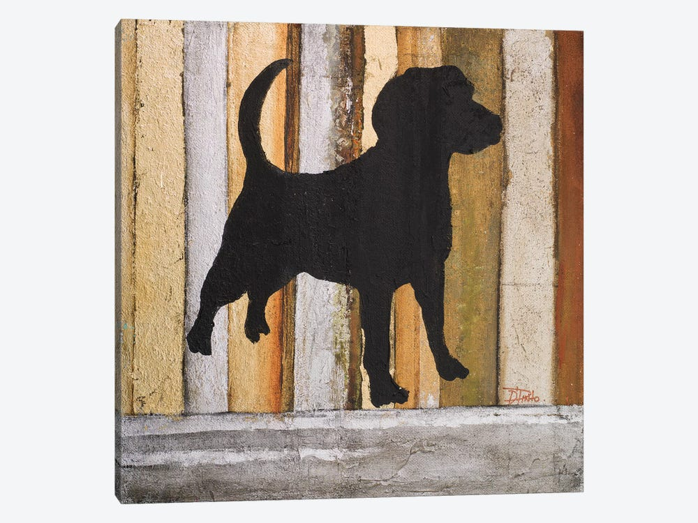 Best Friend II by Patricia Pinto 1-piece Canvas Print