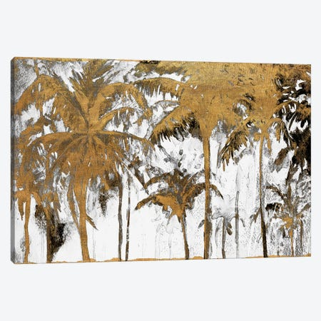 Luxe Palms I Canvas Print #PPI486} by Patricia Pinto Canvas Print