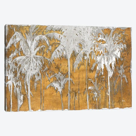 Luxe Palms II Canvas Print #PPI487} by Patricia Pinto Canvas Print