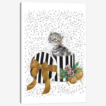 My Cute Present I Canvas Print #PPI497} by Patricia Pinto Canvas Artwork
