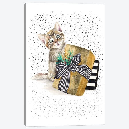 My Cute Present II Canvas Print #PPI498} by Patricia Pinto Canvas Print