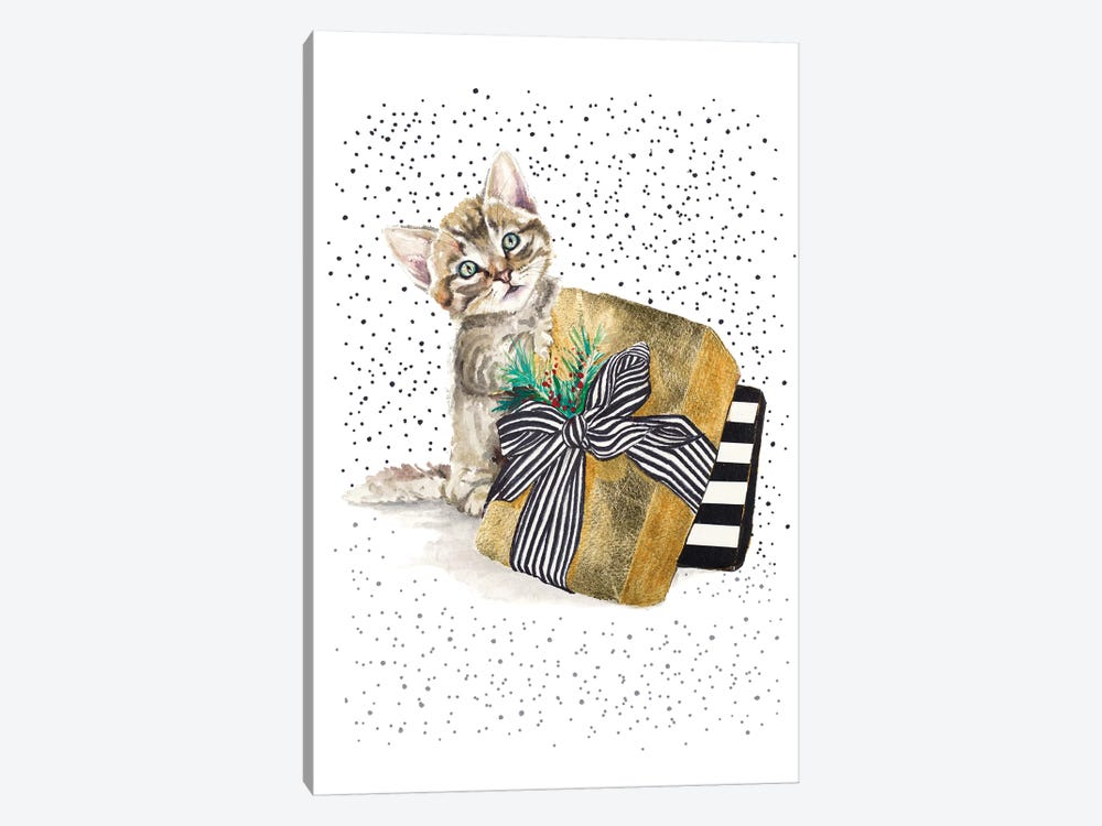 My Cute Present II by Patricia Pinto 1-piece Canvas Print