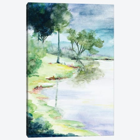 My Dream Place Canvas Print #PPI499} by Patricia Pinto Art Print
