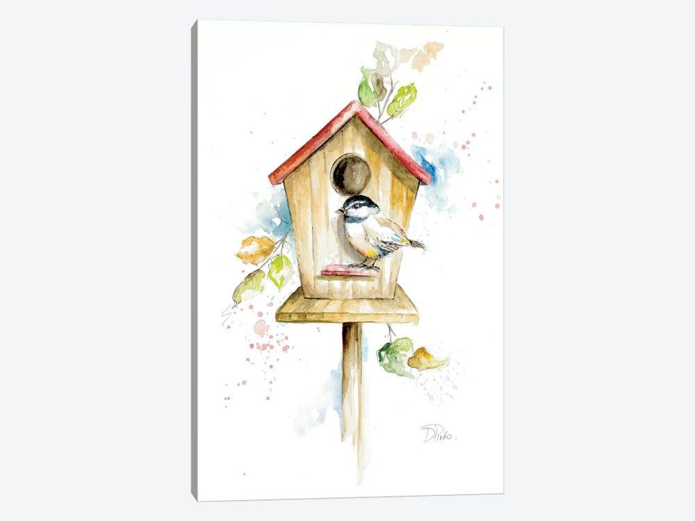 Bird House II by Patricia Pinto 1-piece Art Print