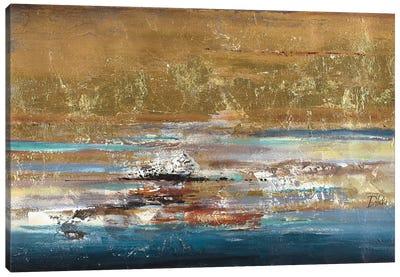 Acuazul Canvas Art Print
