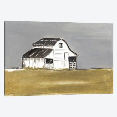 Natural Barn Canvas Print #PPI501} by Patricia Pinto Art Print