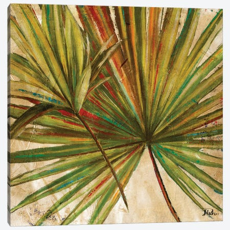New Palmera Take Two I Canvas Print #PPI507} by Patricia Pinto Canvas Art