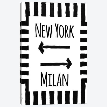 Ny Or Milan Canvas Print #PPI512} by Patricia Pinto Canvas Art