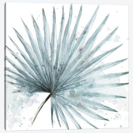 Palma Azul Square I Canvas Print #PPI515} by Patricia Pinto Art Print