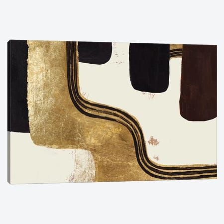 Retro Safari Canvas Print #PPI535} by Patricia Pinto Canvas Print