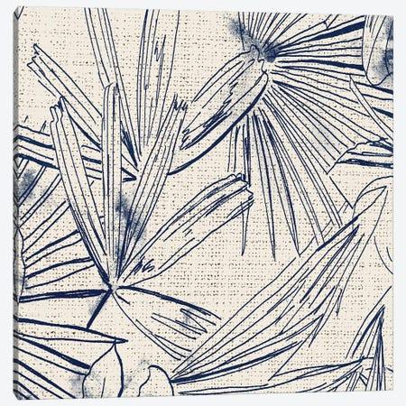 Selva Sketch Square II Canvas Print #PPI546} by Patricia Pinto Canvas Artwork