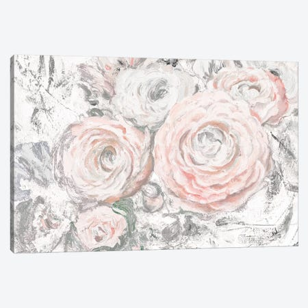 Soft Romance Canvas Print #PPI553} by Patricia Pinto Canvas Wall Art