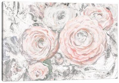 Soft Romance Canvas Art Print