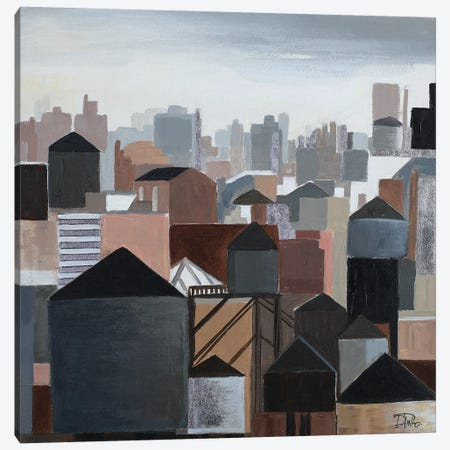 Urban Canvas Print #PPI577} by Patricia Pinto Canvas Print