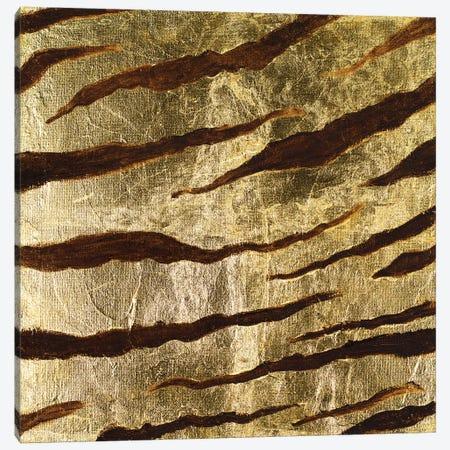 Zebra Skin 3-Piece Canvas #PPI596} by Patricia Pinto Canvas Art Print