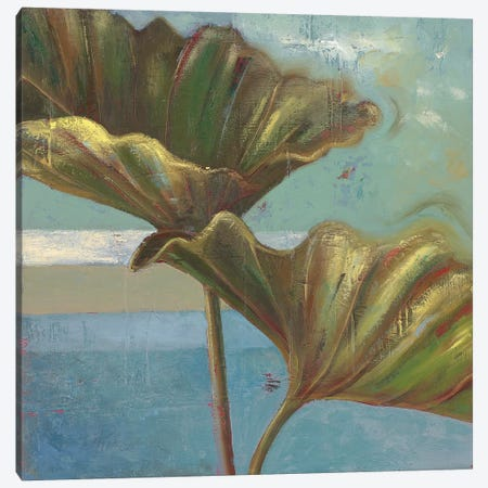 Blue Dream II Canvas Print #PPI59} by Patricia Pinto Canvas Artwork