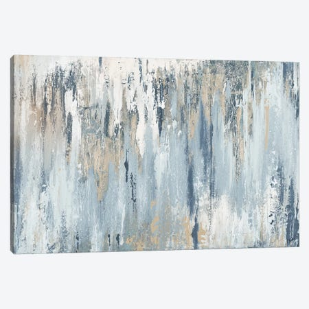 Blue Illusion Canvas Print #PPI60} by Patricia Pinto Canvas Art Print
