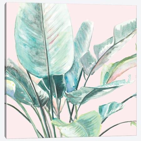Jungle Leaf II Canvas Print #PPI611} by Patricia Pinto Art Print