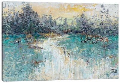 Wild Fields Canvas Art Print