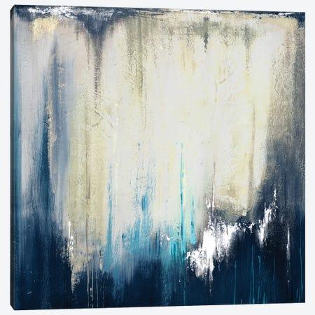 Blue Illusion II Canvas Print #PPI62} by Patricia Pinto Canvas Art Print