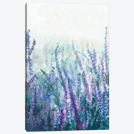 Lavender Garden I Canvas Print #PPI660} by Patricia Pinto Canvas Artwork