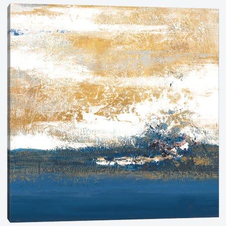 Unpredictable Sea Canvas Print #PPI680} by Patricia Pinto Canvas Wall Art