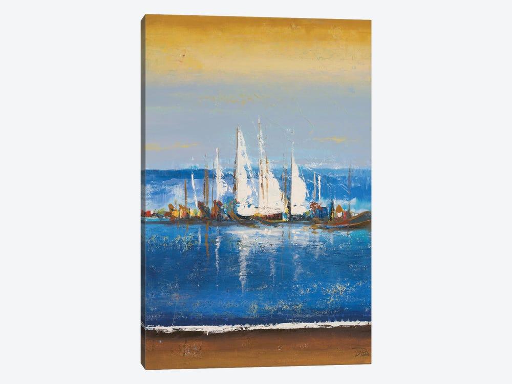 Blue Ocean II by Patricia Pinto 1-piece Art Print