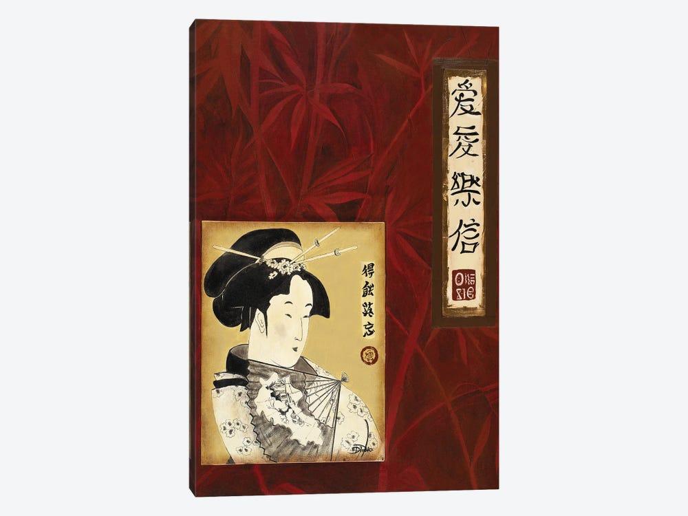 Geisha I by Patricia Pinto 1-piece Art Print