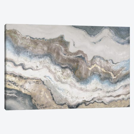 Neutral Marble Canvas Print #PPI713} by Patricia Pinto Canvas Art