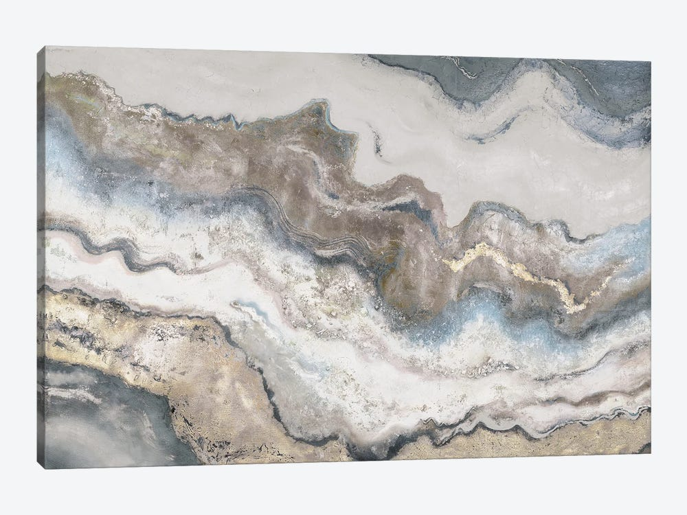 Neutral Marble by Patricia Pinto 1-piece Canvas Art