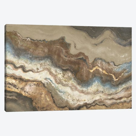 Neutral Tierra Canvas Print #PPI714} by Patricia Pinto Art Print