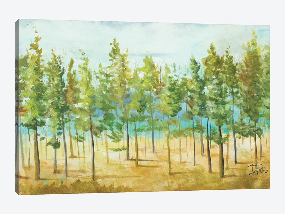 Bosque Verde by Patricia Pinto 1-piece Canvas Art Print