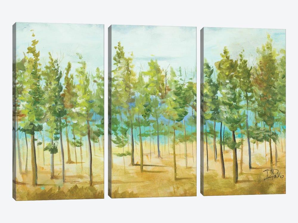 Bosque Verde by Patricia Pinto 3-piece Art Print