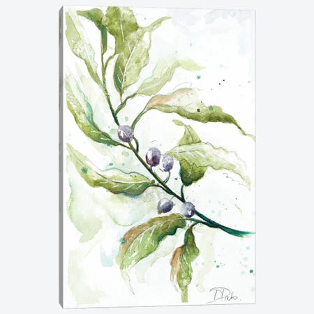 Branches to the Wind I Canvas Print #PPI75} by Patricia Pinto Canvas Art Print