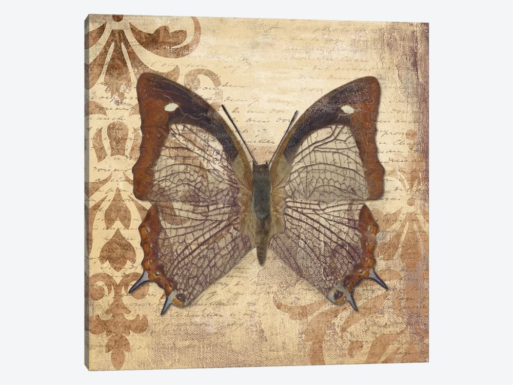 Butterfly by Patricia Pinto 1-piece Art Print