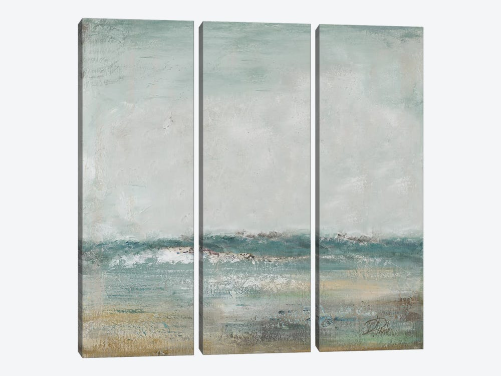 Cape Cod I by Patricia Pinto 3-piece Canvas Print