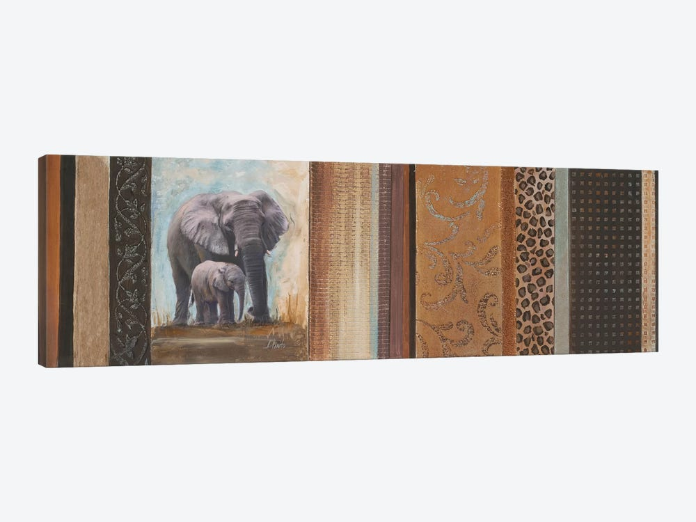 Africa Mia II by Patricia Pinto 1-piece Canvas Art Print