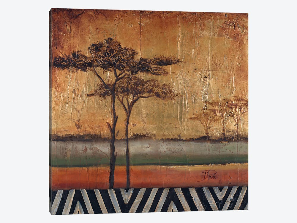 African Dream I by Patricia Pinto 1-piece Canvas Artwork