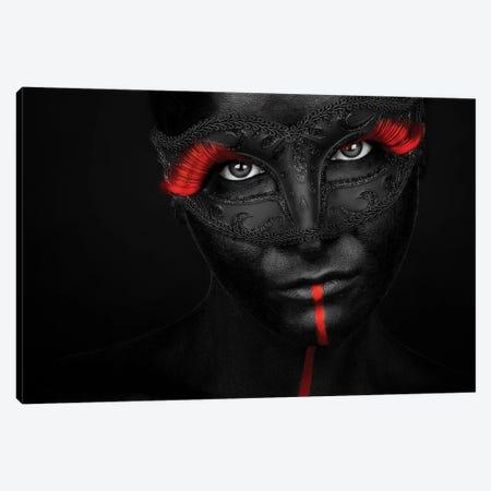Dark Passion Canvas Print #PPK1} by Petko Petkov Canvas Art Print