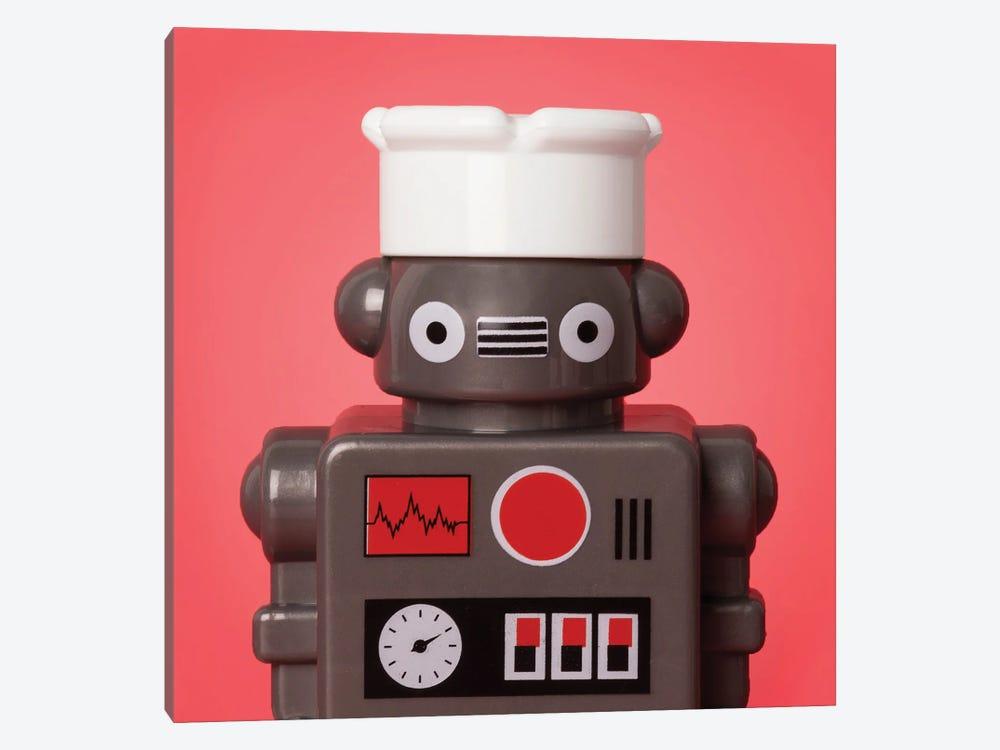 Kitchen Robot by Pepino de Mar 1-piece Art Print