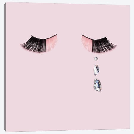 Sad Canvas Print #PPM46} by Pepino de Mar Canvas Artwork