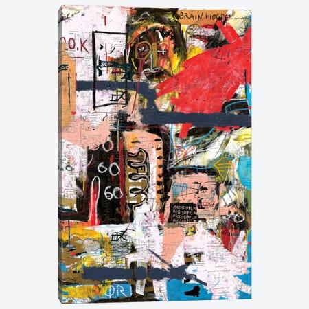 Mississipi Canvas Print #PPP15} by PinkPankPunk Canvas Art