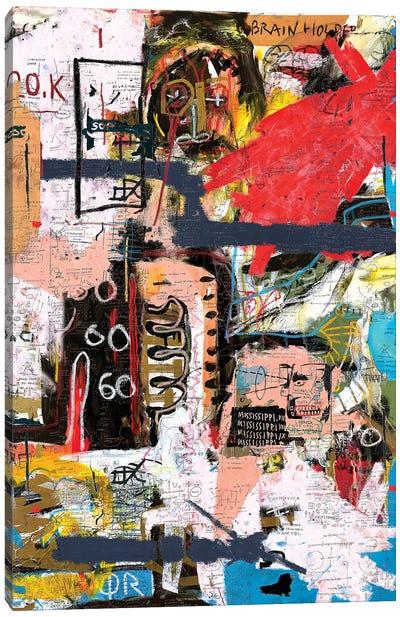 Mississipi Canvas Art Print