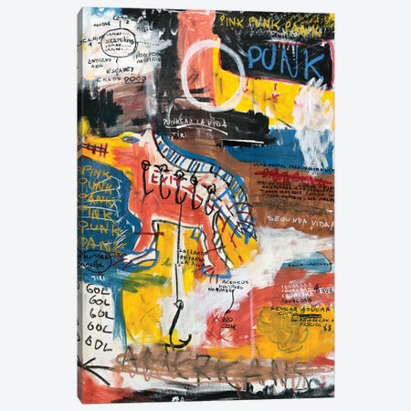 Segunda Vida 3-Piece Canvas #PPP23} by Diego Tirigall Canvas Artwork