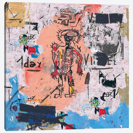 Coronados I Canvas Print #PPP47} by PinkPankPunk Canvas Print