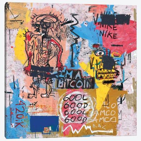 Coronados II Canvas Print #PPP48} by PinkPankPunk Canvas Artwork