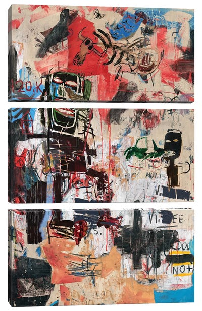 Crazy Crazy Canvas Art Print